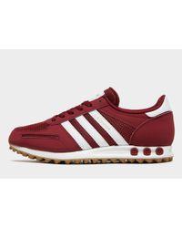 La Sneaker Og Red