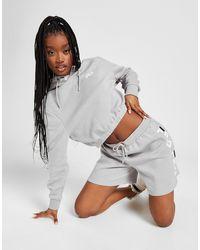 Fila Repeat Logo Shorts - Grey