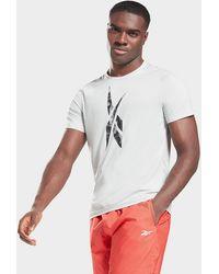 Reebok Workout Ready Activchill T-shirt - Grey