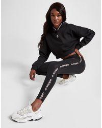 adidas Originals Lurex Tape Leggings - Black