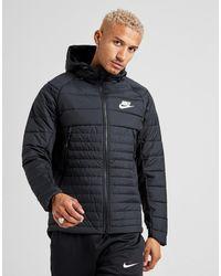 Nike Sportswear Hybrid Jacket - Black