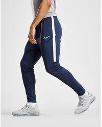 b4f322986e3 Lyst - Nike Academy Dry Pants Junior in Blue for Men