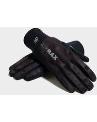 Nike Hyperwarm Academy Air Max Gloves - Black
