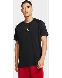 Nike Jordan Air Men's Short-sleeve Training Top - Black