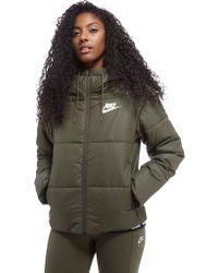 Nike - Padded Jacket - Lyst