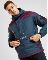 Challenger Pullover Jacket Multicolour