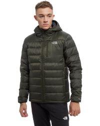 The North Face - Meru Down Puffa Jacket - Lyst