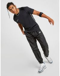 Nike Hoxton Woven Track Pants - Black