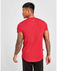11 Degrees T-Shirt Core - Rouge