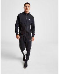 Nike Ensemble de Survêtement Polaire Chariot Homme - Noir