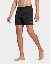 Reebok Woven Swim Shorts - Black