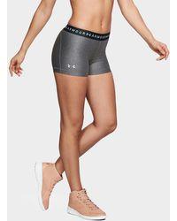 Under Armour Heatgear Armor Shorts - Gray