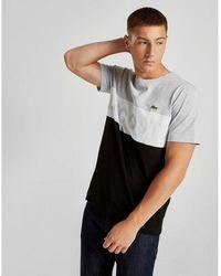Lacoste Colour Block Linear T-shirt - Multicolour