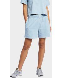 Reebok Classics Natural Dye Shorts - Blue