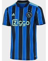 adidas Ajax 2021/21 Away Shirt Pre Order - Blue