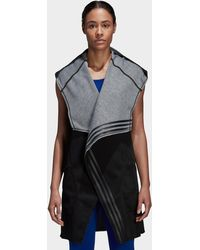 adidas - Id Reversible Hooded Vest - Lyst