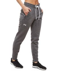 Under Armour - Tapered Cuff Trousers - Lyst