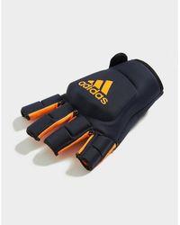 adidas Hockey Glove - Blue