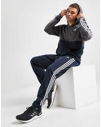 adidas Badge Of Sport 1/2 Zip Tracksuit - Grey