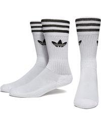 Adidas Originals | 3 Pack Socks | Lyst