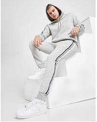 adidas Originals Tri-Tone 3-Stripes Fleece Joggers - Multicolor