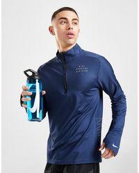 Nike Hypercharge Tr Chug 24oz Bottle - Blue