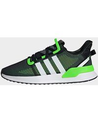 adidas Originals U_path Run Shoes - Green