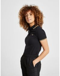 Fred Perry - Twin Tipped Polo Shirt - Lyst
