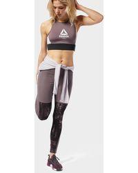 Reebok - Training Essentials Pannel Legging - Lyst