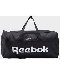 Reebok Active Core Grip Duffle Bag Medium - Black