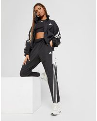 adidas Woven Gametime Tracksuit - Black