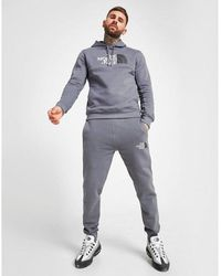 The North Face Split Dome Track Pants - Gray
