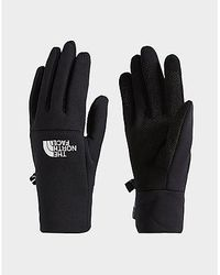 The North Face Gants Etip Recycled - Noir