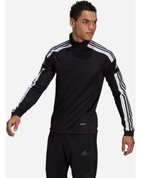 adidas Squadra 21 Training Top - Black