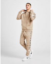Nike Repeat Fleece Sweatpants - Natural