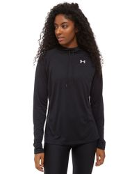 Under Armour - Tech Overhead Hoodie - Lyst