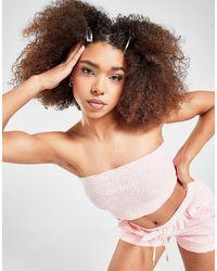 Juicy Couture Bandeau Tissu Eponge - Multicolore