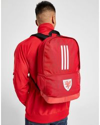 adidas Wales Backpack - Red