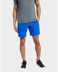 Reebok Workout Ready Shorts - Blue