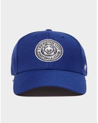 47 Brand Leicester City Fc Clean Up Cap - Blue