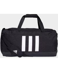 adidas Essentials 3-stripes Duffel Bag Medium - Black