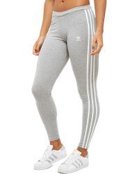 adidas Originals - 3-stripes Leggings - Lyst