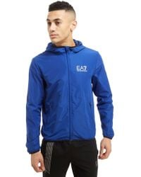EA7 | Core Lightweight Jacket | Lyst