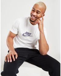 Nike Triple Swoosh Air T-shirt - White