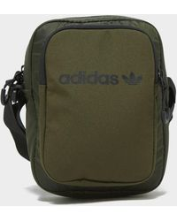 adidas Originals Zx Cross Body Bag - Green