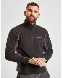 New Berghaus Men's Hartsop Half Zip Fleece
