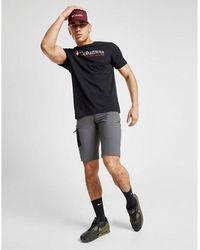 Columbia Triple Canyon Shorts - Gray