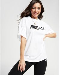 Nike - Air Boyfriend T-shirt - Lyst