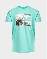 Billabong Crash T-shirt Men's - Green