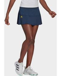 adidas Tennis Match Skirt - Blue